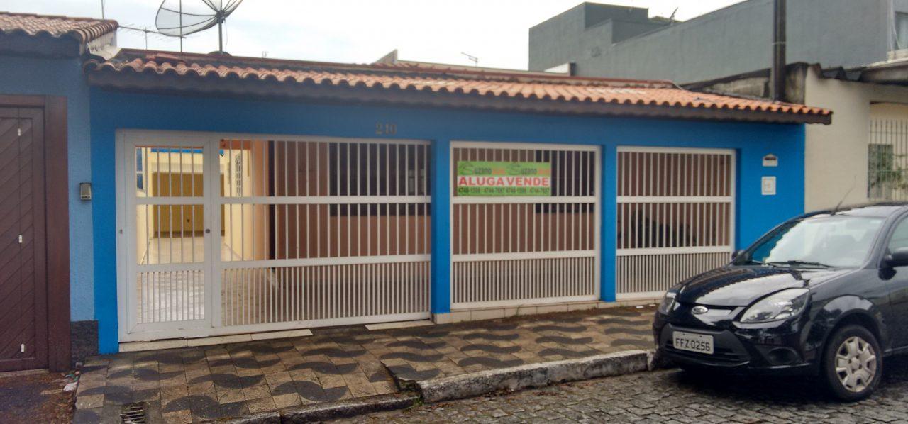 CASA PARA LOCAÇÃO – CENTRO – SUZANO/SP